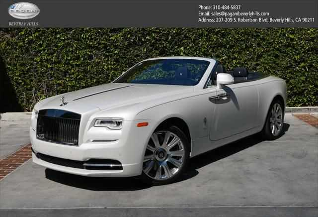 Rolls-Royce Dawn 2017 $289900.00 incacar.com