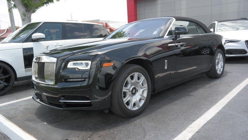 Rolls-Royce Dawn 2017 $254917.00 incacar.com