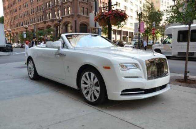 Rolls-Royce Dawn 2017 $270299.00 incacar.com