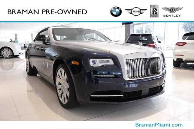 Rolls-Royce Dawn 2017 $299850.00 incacar.com