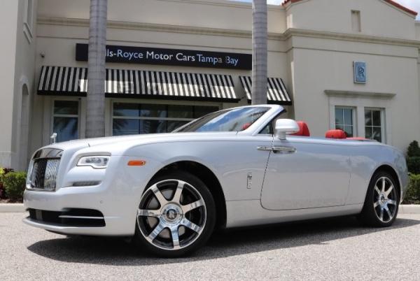 Rolls-Royce Dawn 2017 $319799.00 incacar.com