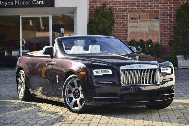 Rolls-Royce Dawn 2018 $412150.00 incacar.com