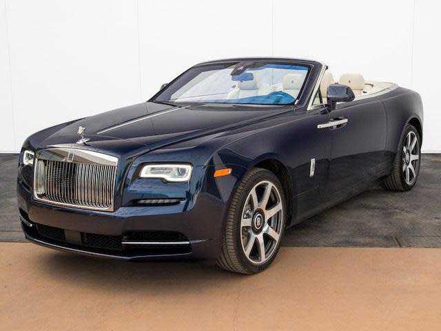 Rolls-Royce Dawn 2018 $406000.00 incacar.com