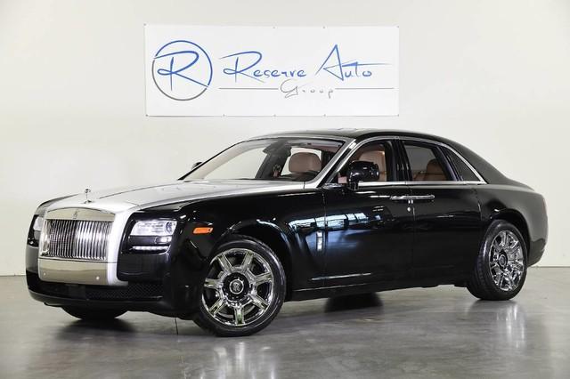 Rolls-Royce Ghost 2010 $110000.00 incacar.com