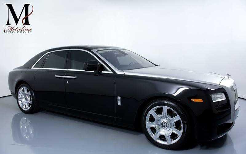 Rolls-Royce Ghost 2010 $99996.00 incacar.com