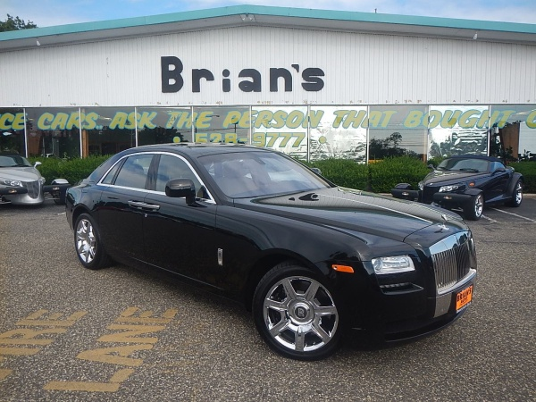 Rolls-Royce Ghost 2010 $116900.00 incacar.com