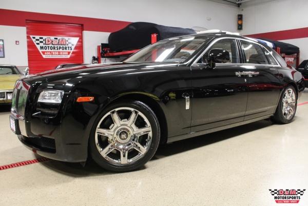 Rolls-Royce Ghost 2010 $119995.00 incacar.com