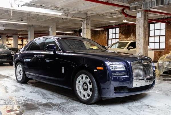 Rolls-Royce Ghost 2010 $119888.00 incacar.com