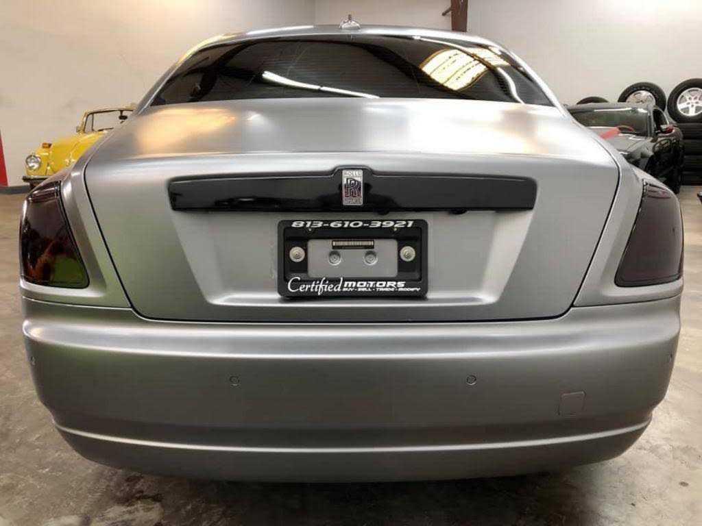 Rolls-Royce Ghost 2010 $104995.00 incacar.com
