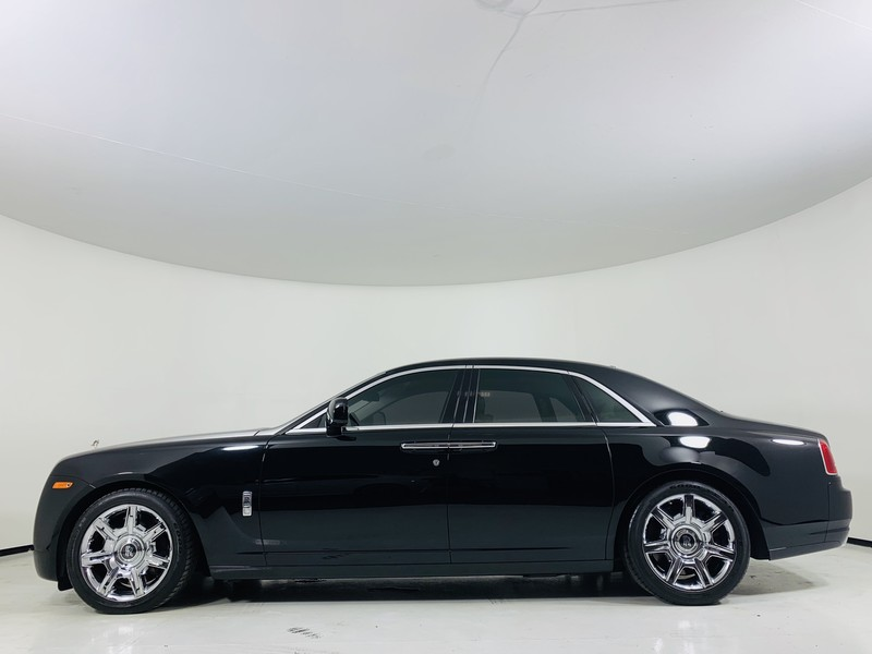 used Rolls-Royce Ghost 2010 vin: SCA664S5XAUX48605