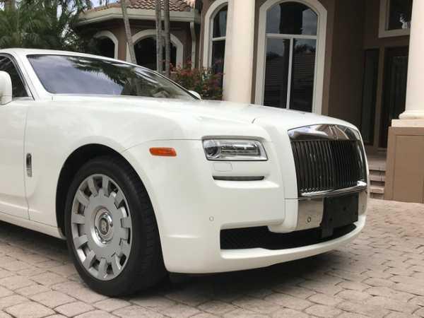 Rolls-Royce Ghost 2010 $120998.00 incacar.com