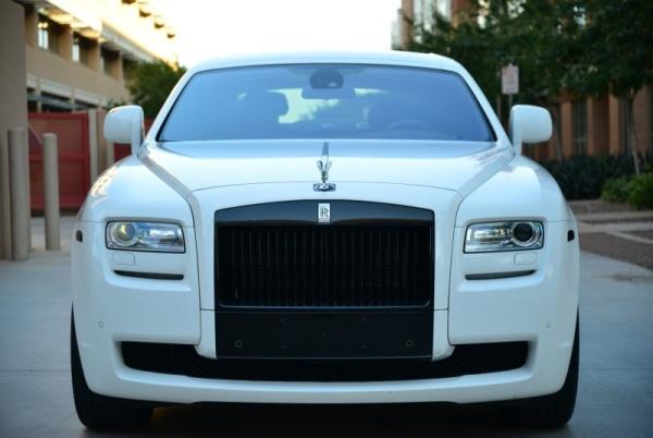 Rolls-Royce Ghost 2010 $118888.00 incacar.com