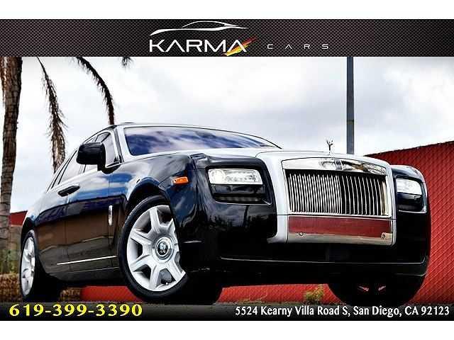 Rolls-Royce Ghost 2010 $99998.00 incacar.com