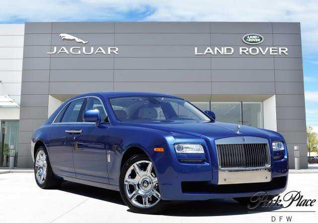 Rolls-Royce Ghost 2011 $124999.00 incacar.com