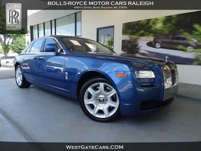 Rolls-Royce Ghost 2011 $114900.00 incacar.com