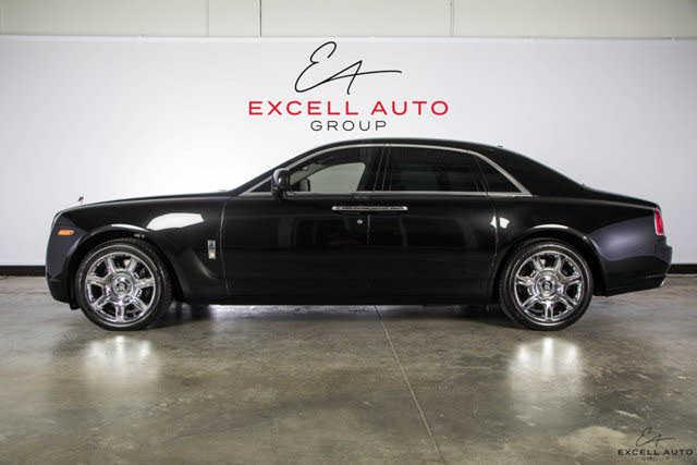 Rolls-Royce Ghost 2011 $129900.00 incacar.com