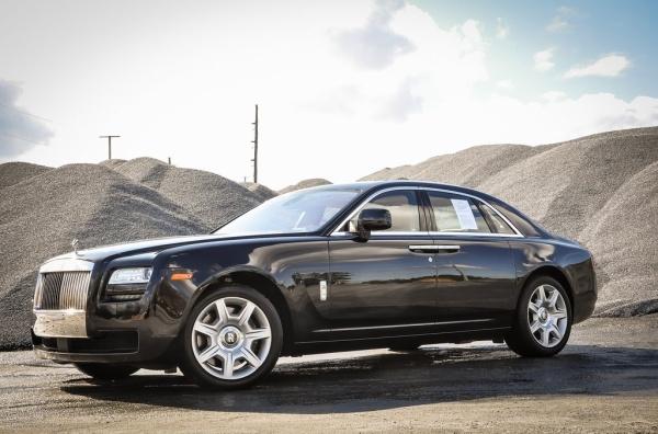Rolls-Royce Ghost 2011 $111998.00 incacar.com