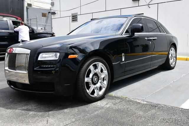 Rolls-Royce Ghost 2011 $115950.00 incacar.com
