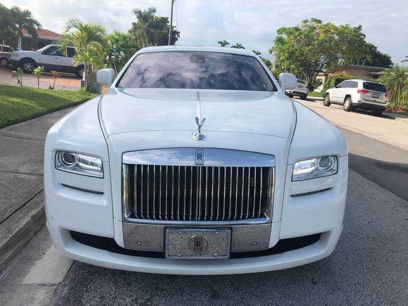 Rolls-Royce Ghost 2011 $110000.00 incacar.com