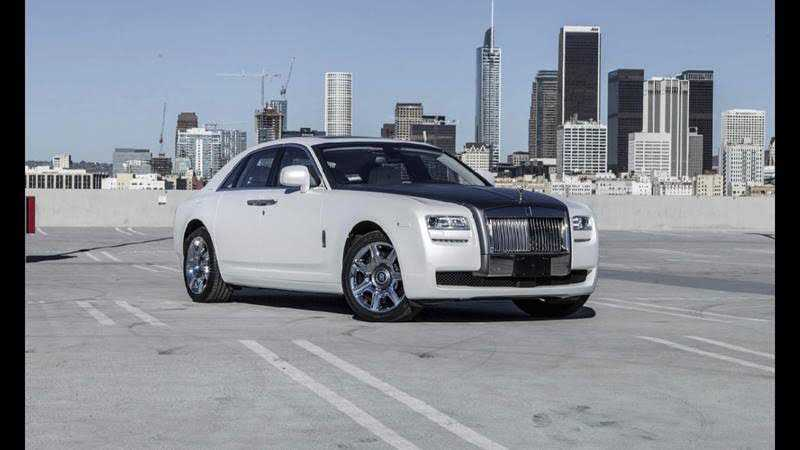 Rolls-Royce Ghost 2011 $99850.00 incacar.com