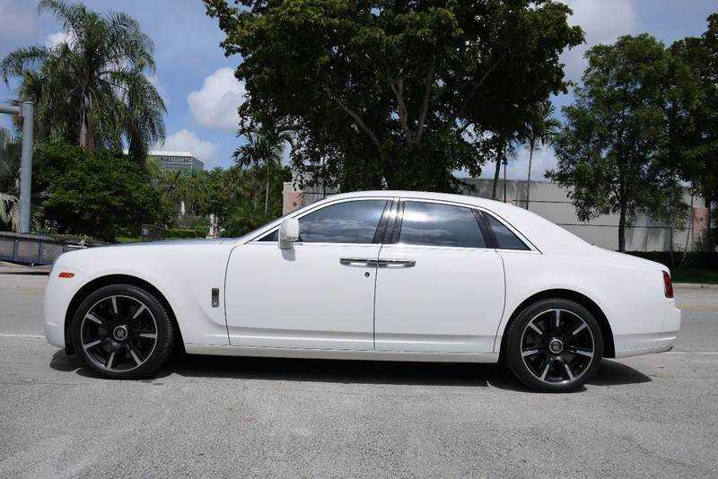 Rolls-Royce Ghost 2011 $122997.00 incacar.com