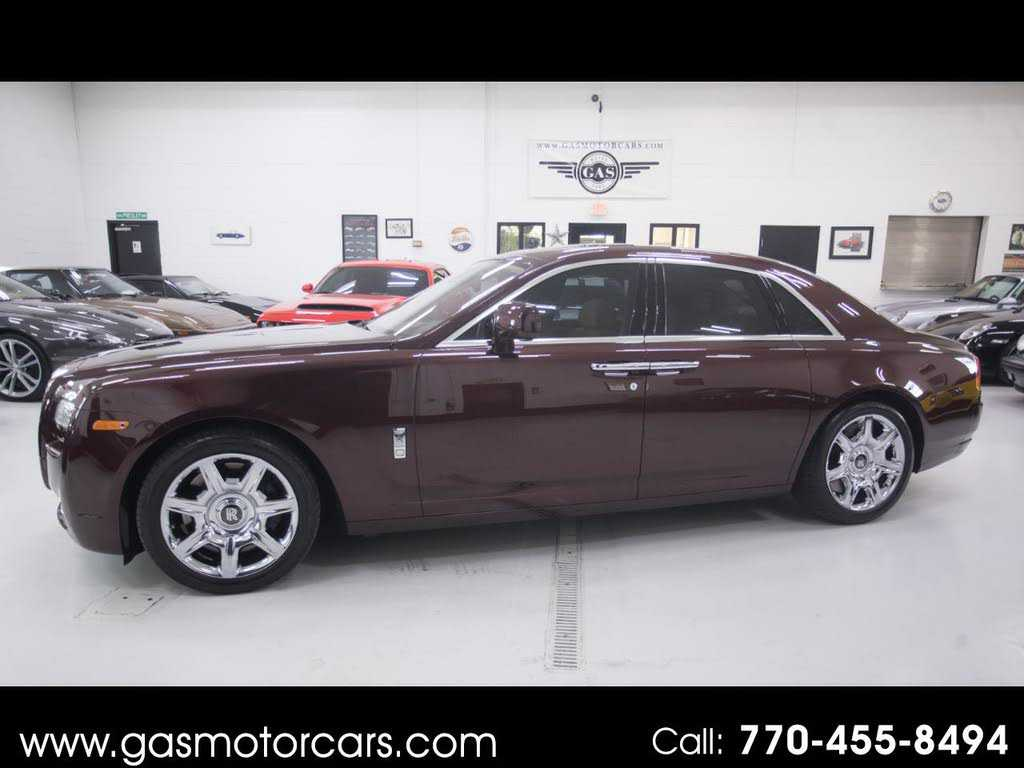 used Rolls-Royce Ghost 2011 vin: SCA664S5XBUX49416