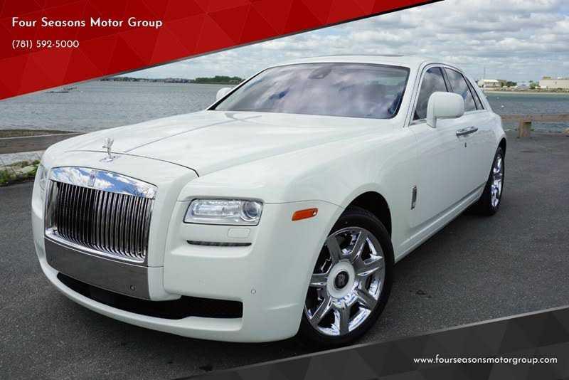 Rolls-Royce Ghost 2011 $111900.00 incacar.com