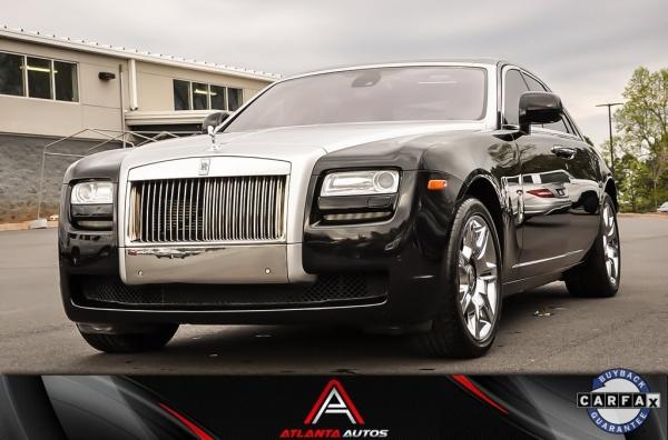 Rolls-Royce Ghost 2011 $107999.00 incacar.com