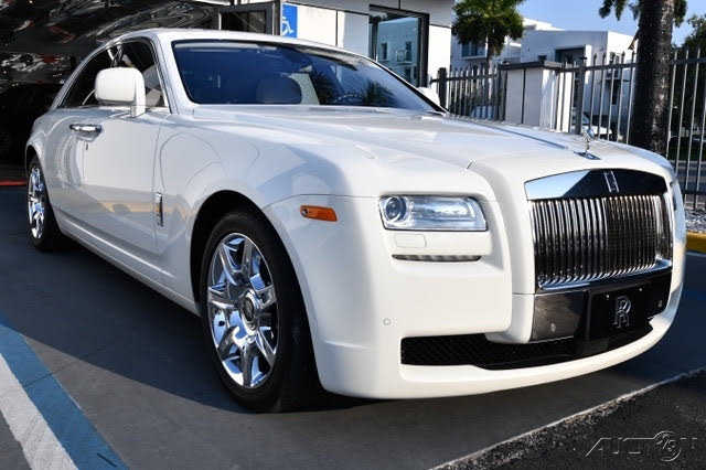 Rolls-Royce Ghost 2011 $127950.00 incacar.com