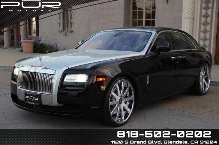 Rolls-Royce Ghost 2011 $125991.00 incacar.com