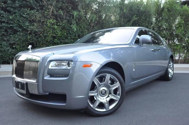 Rolls-Royce Ghost 2011 $235000.00 incacar.com