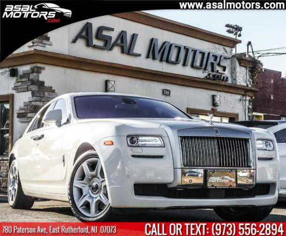 Rolls-Royce Ghost 2012 $135995.00 incacar.com