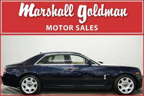 Rolls-Royce Ghost 2012 $139900.00 incacar.com