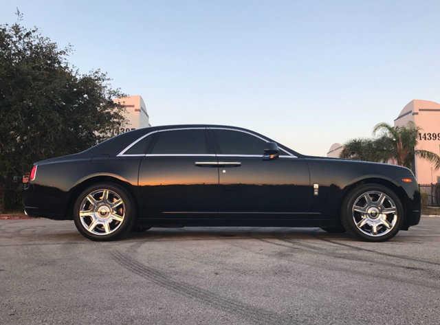 Rolls-Royce Ghost 2012 $155980.00 incacar.com