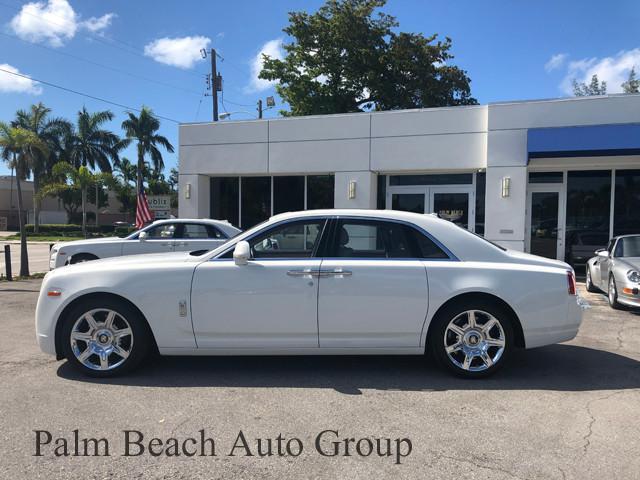 Rolls-Royce Ghost 2012 $136900.00 incacar.com