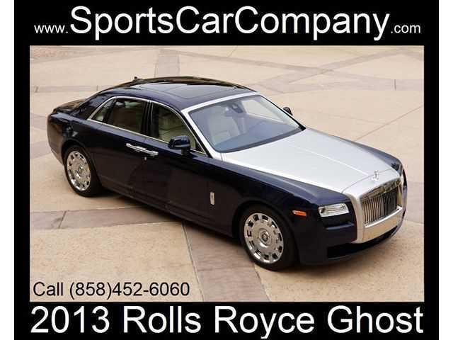 Rolls-Royce Ghost 2013 $148500.00 incacar.com