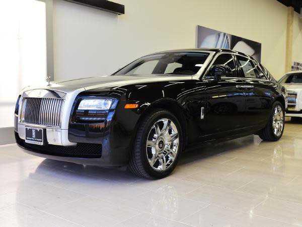 Rolls-Royce Ghost 2013 $154900.00 incacar.com