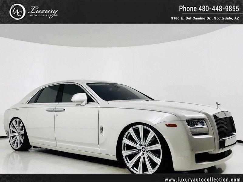 Rolls-Royce Ghost 2013 $147999.00 incacar.com