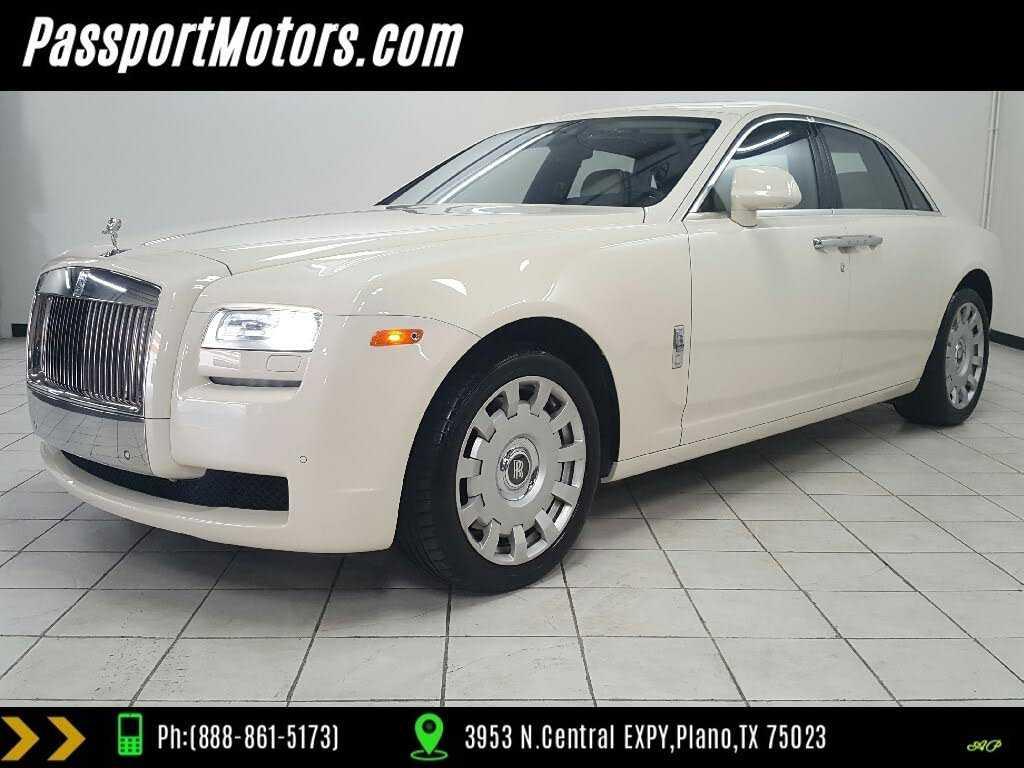 Rolls-Royce Ghost 2013 $148950.00 incacar.com