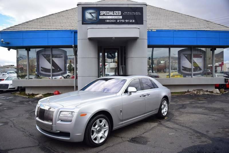 Rolls-Royce Ghost 2014 $149786.00 incacar.com