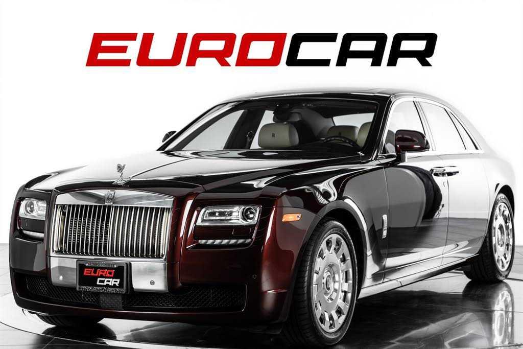 Rolls-Royce Ghost 2014 $149999.00 incacar.com