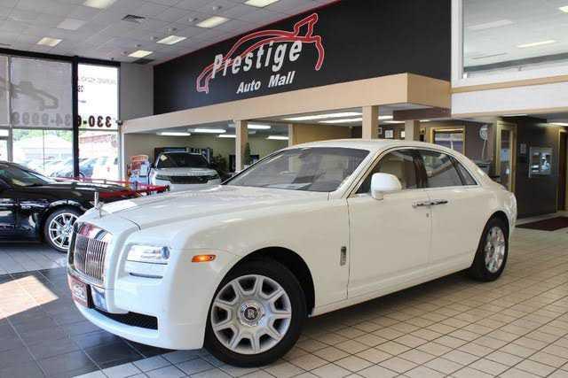 Rolls-Royce Ghost 2014 $148931.00 incacar.com