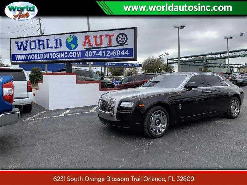 Rolls-Royce Ghost 2014 $159000.00 incacar.com