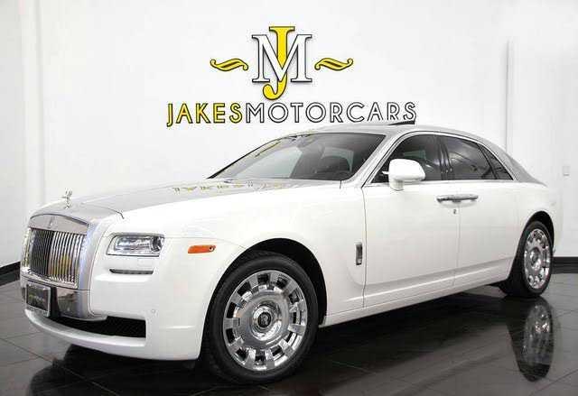 Rolls-Royce Ghost 2014 $149888.00 incacar.com