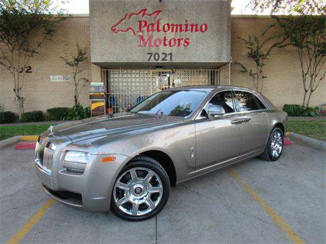 Rolls-Royce Ghost 2014 $151950.00 incacar.com