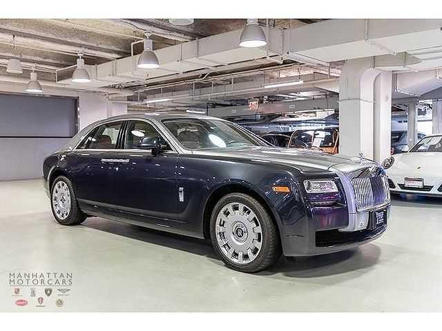 Rolls-Royce Ghost 2014 $155800.00 incacar.com