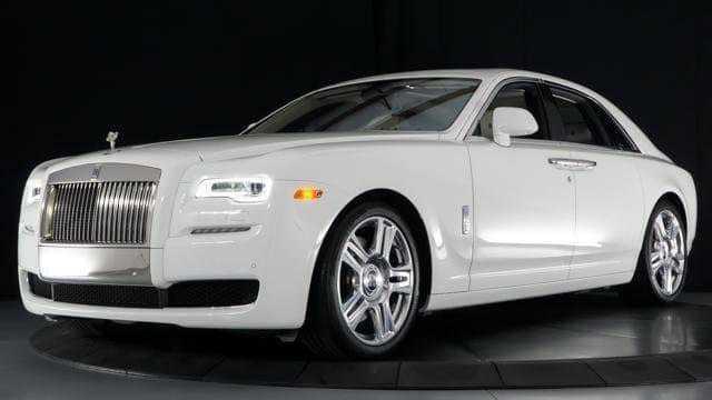 Rolls-Royce Ghost 2015 $236250.00 incacar.com