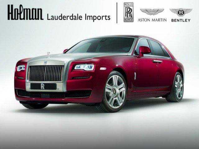 Rolls-Royce Ghost 2015 $178880.00 incacar.com