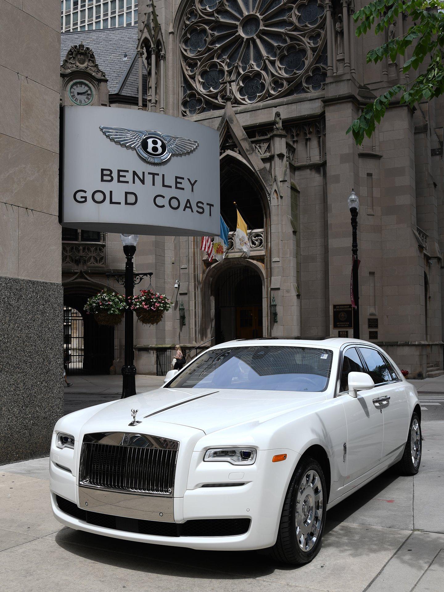 Rolls-Royce Ghost 2016 $248841.00 incacar.com