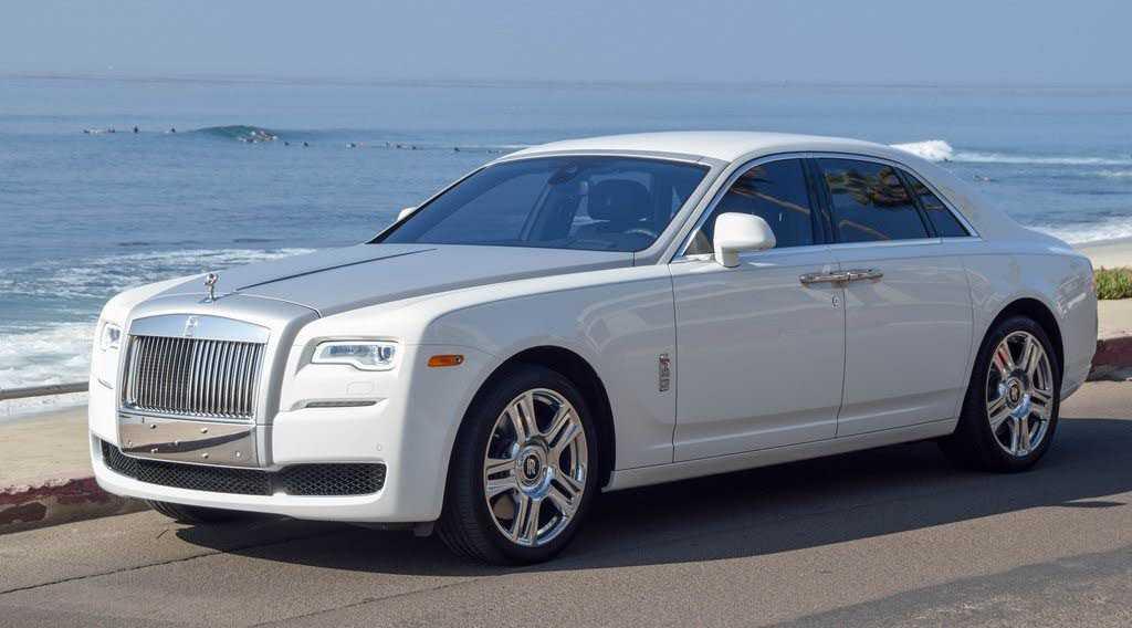 Rolls-Royce Ghost 2016 $229999.00 incacar.com